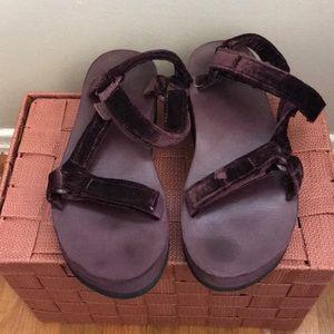 Teva Flatform Sandals